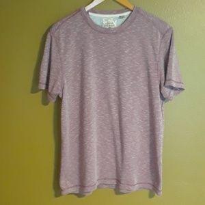 Tasso Elba Island Men's Space Dye T-shirt SPF 35